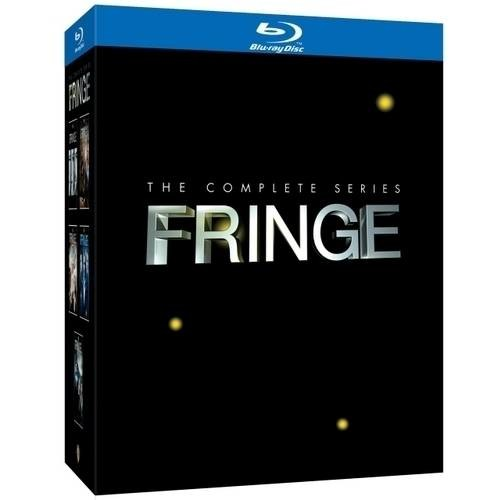 Fringe-Complete Series (Blu-ray)