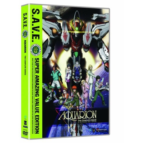 Aquarion: Complete Series (Widescreen)