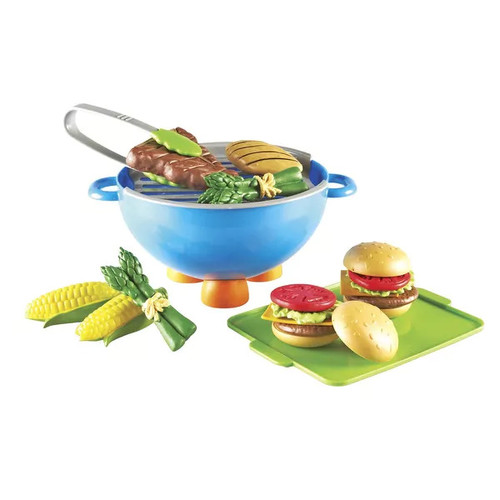 Learning Resources New Sprouts Grill It! Set