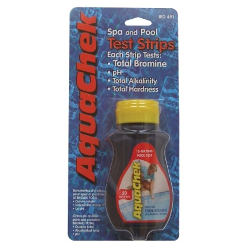 AquaChek Pool and Spa Test Strips 50 strips(ACE-AC491)