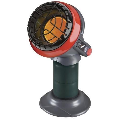 Mr. Heater Portable Little Buddy Propane Heater [Multicolored]