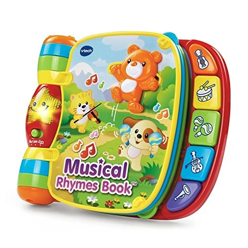 VTech Musical Rhymes Book [Standard Packaging]