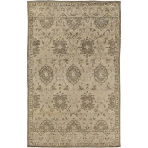 Artistic Weavers Parthian Beige 5 ft. x 8 ft. Indoor Area Rug