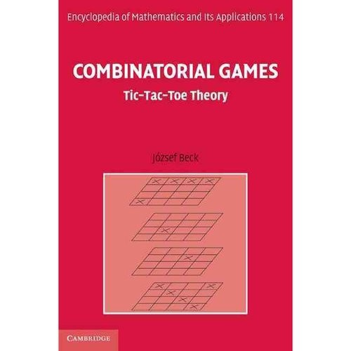 Combinatorial Games: Tic-Tac-Toe Theory