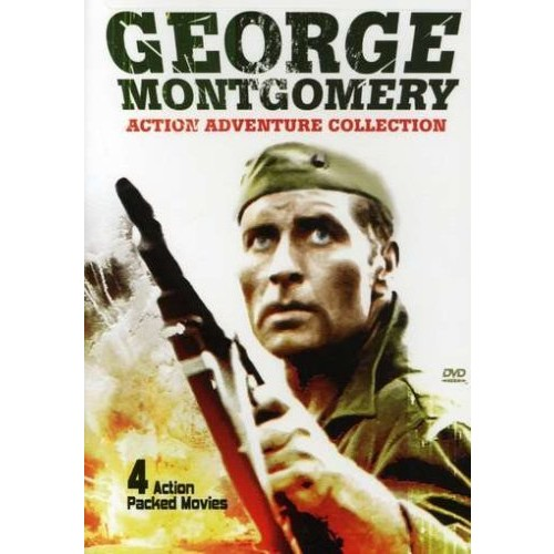 George Montgomery Action 4-Pack