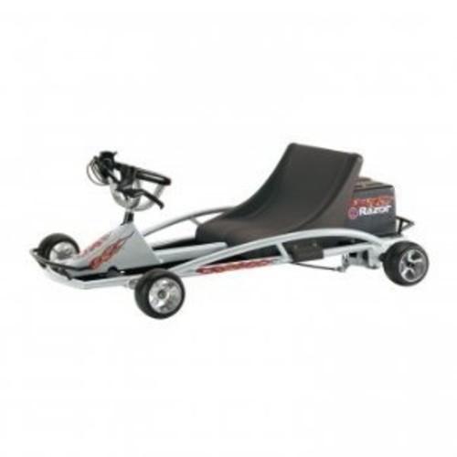 Razor Ground Force Electric Go-Kart [Silver]
