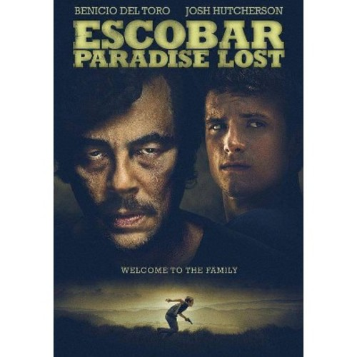 Escobar: Paradise Lost [DVD] [2014]