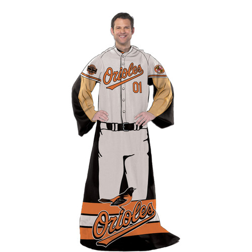 Official MLB 'Uniform' Adult Comfy Throw by The Northwest Company
