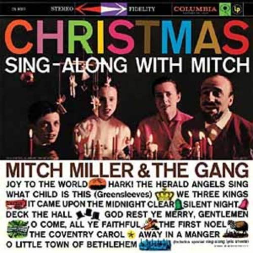 Mitch Miller - Christmas Sing-along With Mitch [Audio CD]