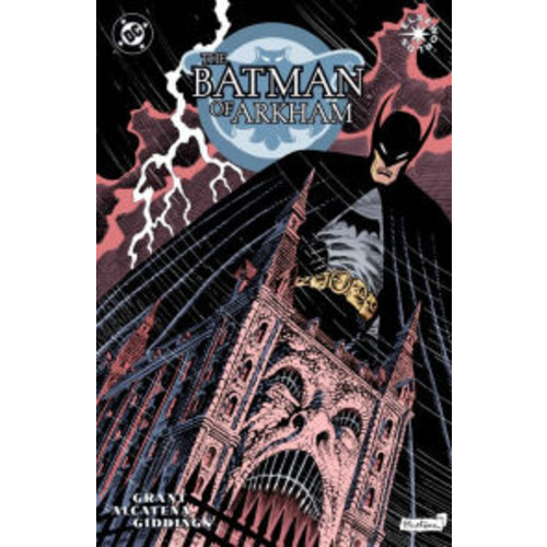 The Batman of Arkham #1