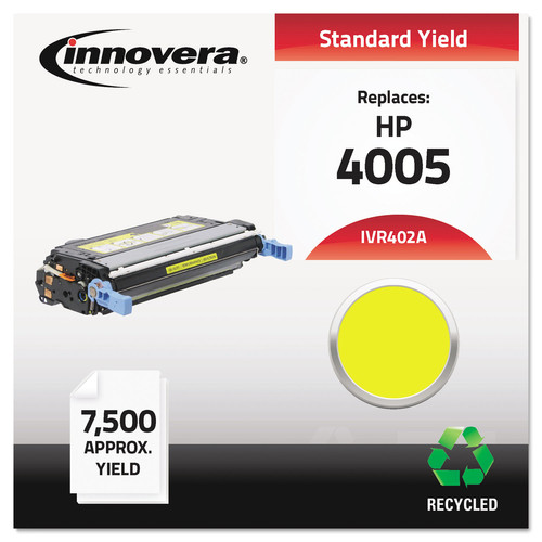 Innovera IVR402A Remanufactured CB402A (642A) Toner, Yellow