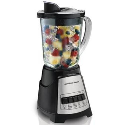 Hamilton Beach Brands Inc. Hamilton Beach 58148 BLK Elite Blender - Glass Jar