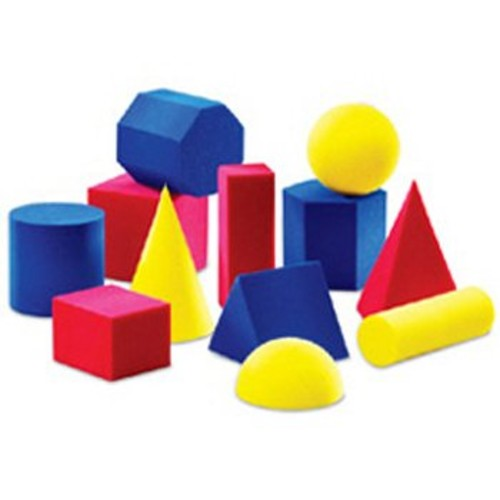 Learning Resources Everyday Shapes Activity Set [1]