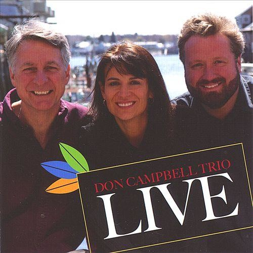 Don Campbell Trio: Live [CD]