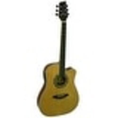 Kona Thin Body 41in Acoustic Guitar
