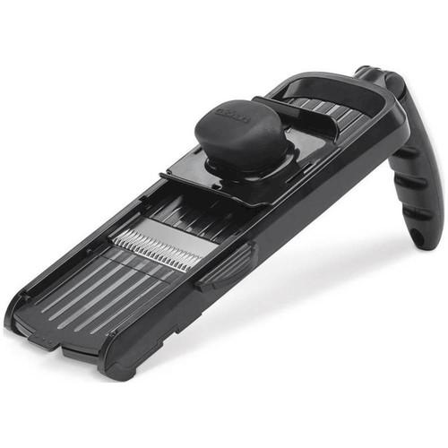 Cuisinart - Handheld Mandoline Slicer - Black Stainless
