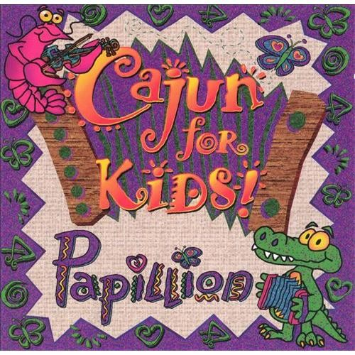 Cajun for Kids [CD]