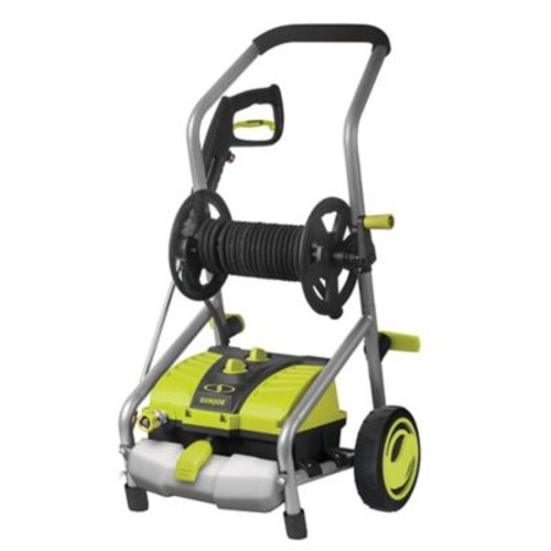 Sun Joe 2030 PSI 14.5 AMP Electric Premium Pressure Washer in Green