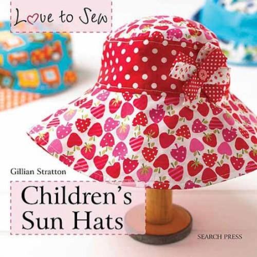 Search Press Books, Children's Sun Hats