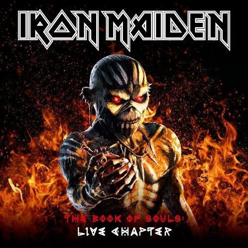 The Book of Souls: The Live Chapter [CD]