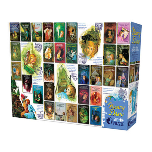 Cobble Hill Nancy Drew Mysteries Puzzle - 500 Pieces