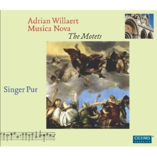 Musica Nova - The Motets - CD