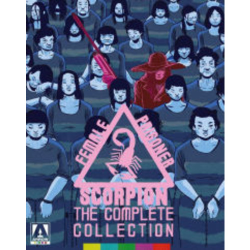 Female Prisoner Scorpion: Complete Collection