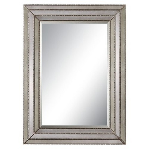 Uttermost Seymour Antique Silver Mirror