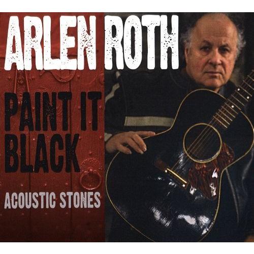 Paint It Black: Acoustic Stones [CD]
