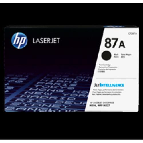 compatible Enterprise M527C ~Brand New Original HP CF287A (#87A) Laser Toner Cartridge Black