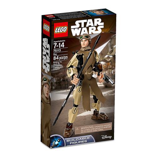 Rey Figure by LEGO - Star Wars
