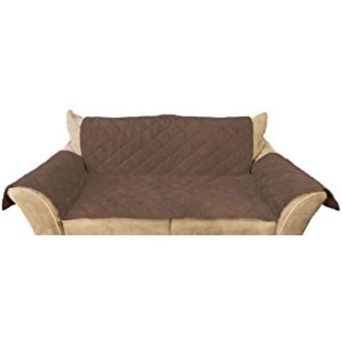 K&H Manufacturing Furniture Cover [Mocha, Standard Packaging, Loveseat]