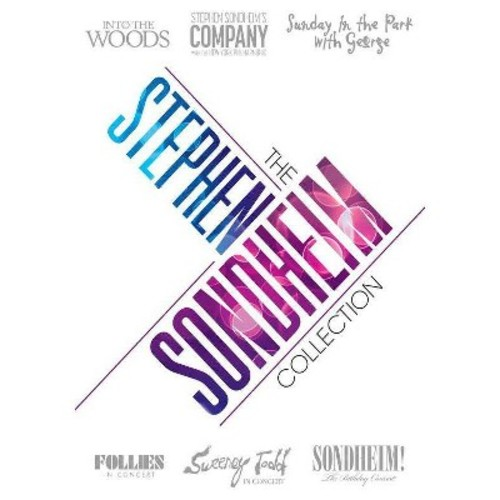 The Stephen Sondheim Collection [6 Discs]
