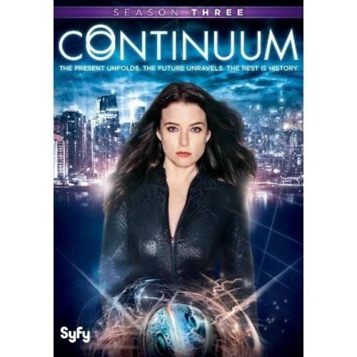 Continuum: Season Three [3 Discs] [DVD]