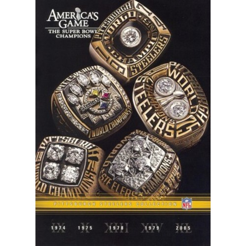 NFL America's Game: Pittsburgh Steelers (DVD)