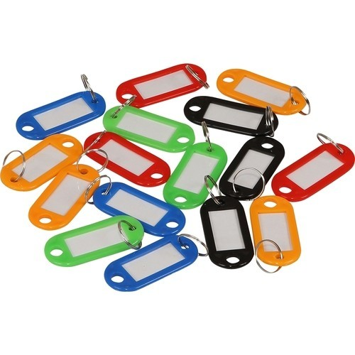 Honeywell - Key Tags (20-Pack) - Assorted