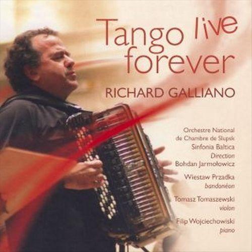 Tango Live Forever [CD]
