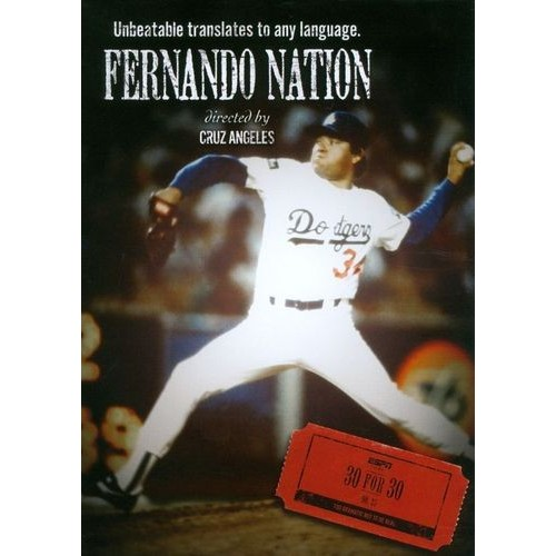 ESPN Films 30 for 30: Fernando Nation [DVD] [2010]
