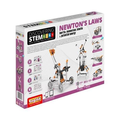 Engino - DISCOVERING STEM Newton's Laws