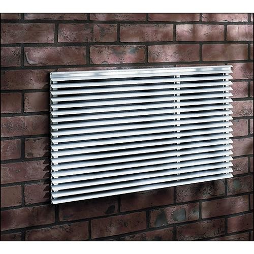 Frigidaire - Architectural Grille for Frigidaire EA108T Wall Sleeves - Silver