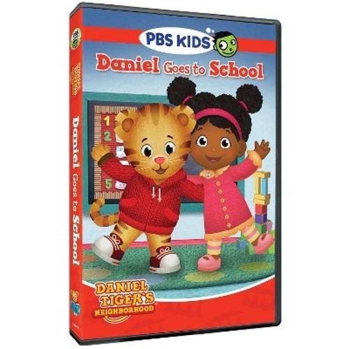 Daniel Tiger's Neighborhood: Daniel Goes to School (dvd_video)