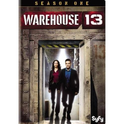 Warehouse 13: Season One [3 Discs] [DVD]
