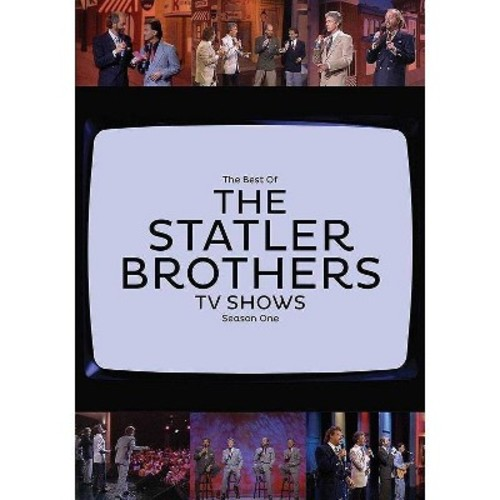 The Best Of The Statler Brothers T.V. Shows Season One [DVD]