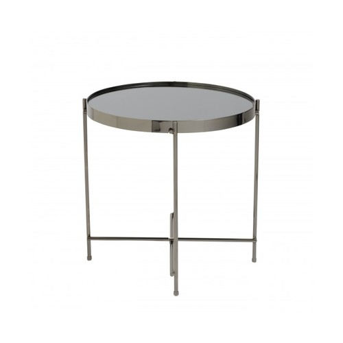 Theo Side Table, Black