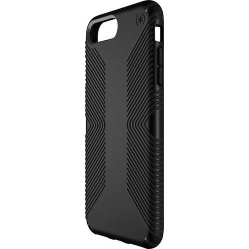 Speck - Presidio Grip Case for Apple iPhone 6 Plus, 6s Plus, 7 Plus and 8 Plus - Black