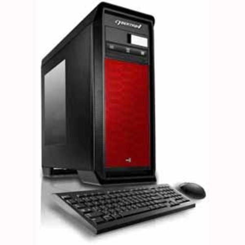 CybertronPC Titanium-1080X (Red) - Intel i7-6700K Quad-Core 4GHz, 16GB DDR4, NVIDIA GeForce GTX 1080 (8GB GDDR5X), 1TB HDD, Microsoft Windows 10 Home 64-Bit