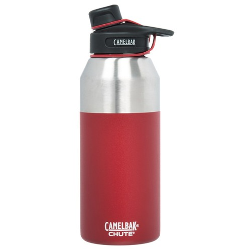 CamelBak Chute Stainless Steel Water Bottle - 40 oz., Vacuum Insulated, BPA-Free