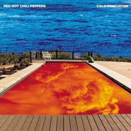 Red hot chili pepper - Californication [Explicit Lyrics] (Vinyl)