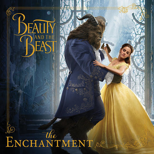 Disney Beauty and the Beast The Enchantment Storybook
