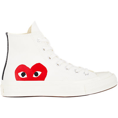 Comme des Garons PLAY Women's Chuck Taylor 1970s High-Top Sneakers